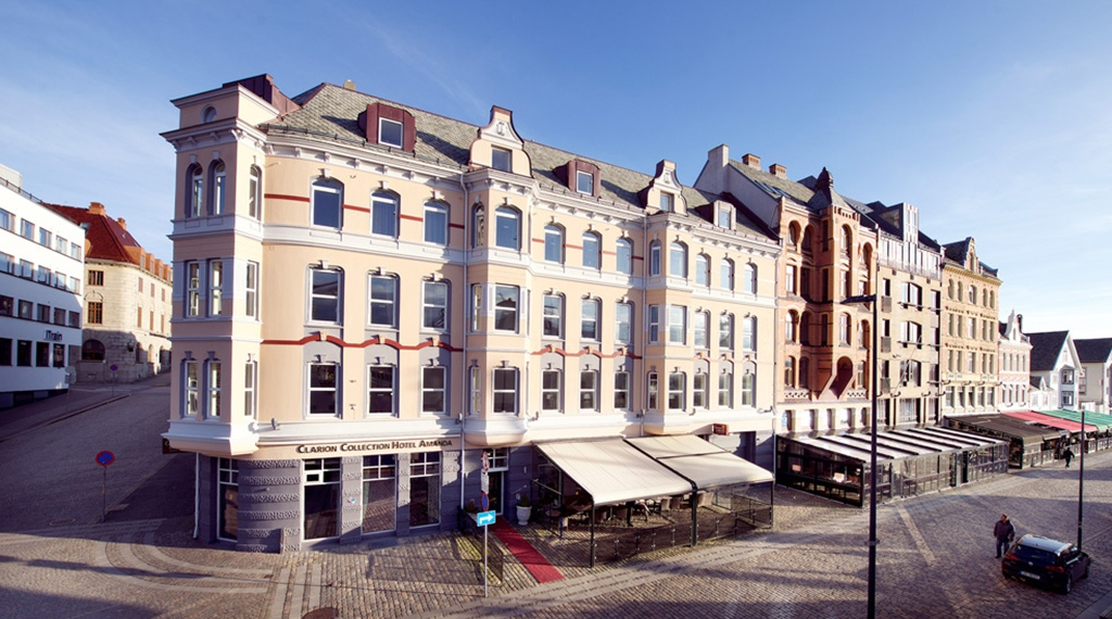 Amanda hotel, Haugesund