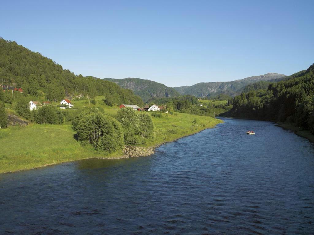 Mo Laksegård i Suldal